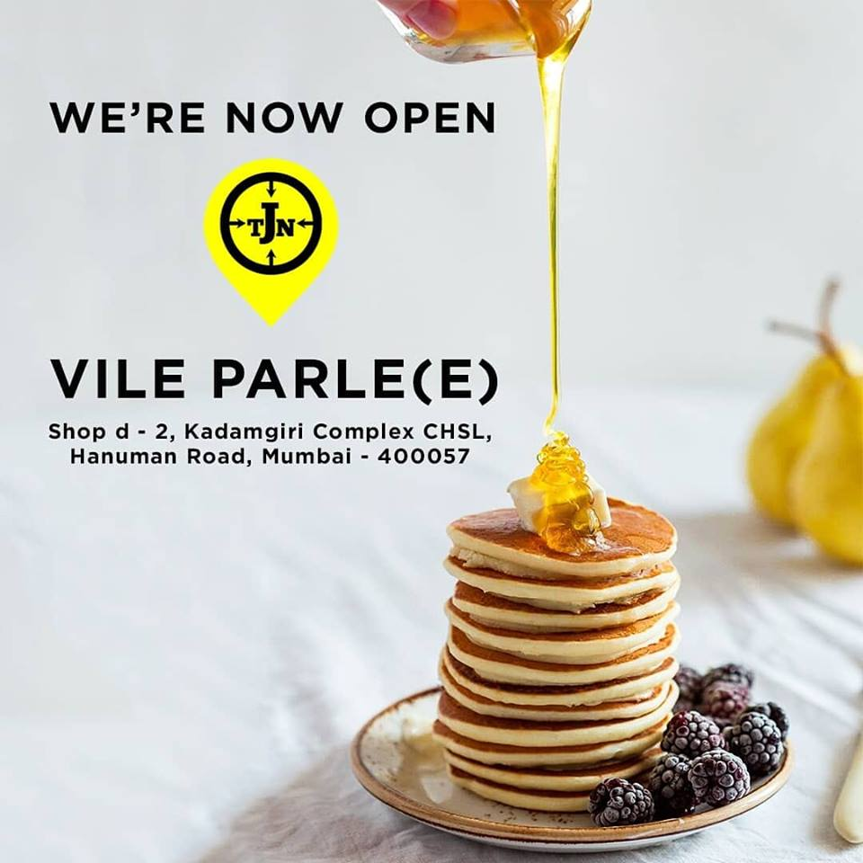 The Junction In Vile Parle Is Giving Away Pancakes For Just Rs 3