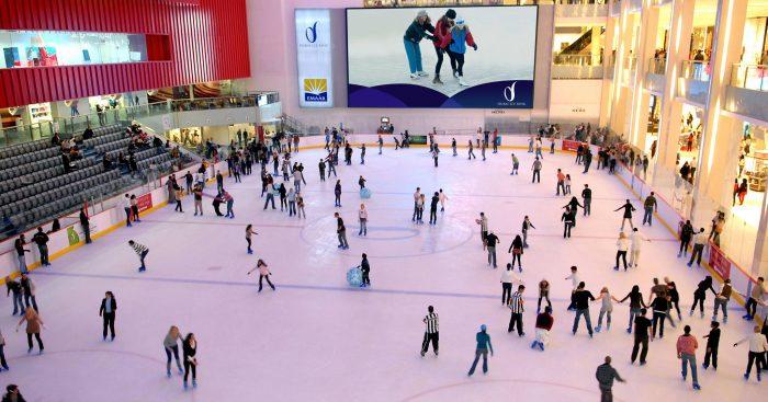 Credits: Dubai Ice Rink Facebook