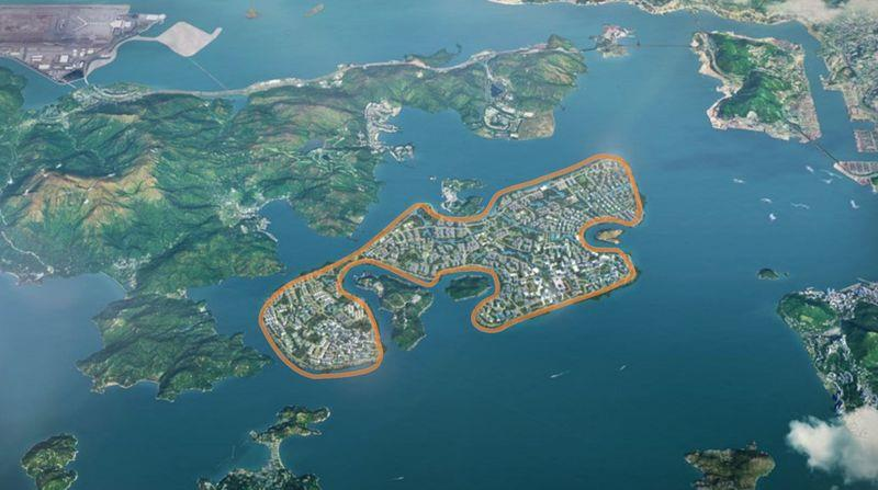 Hong Kong Discloses Its Plans To Build World's Largest Artificial Islands