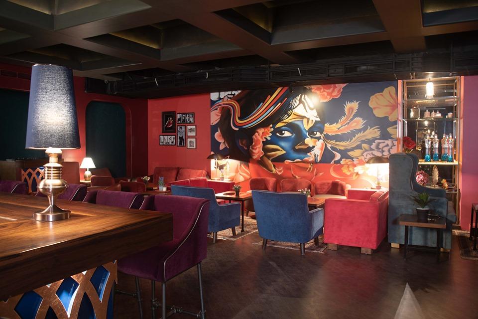 Invincible, Mumbai's First Boudoir Resto-Lounge Opens In Bandra