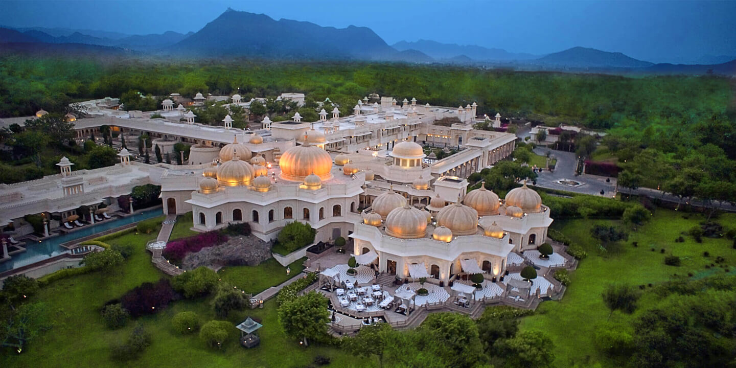 India's 10 Most Beautiful Hotels