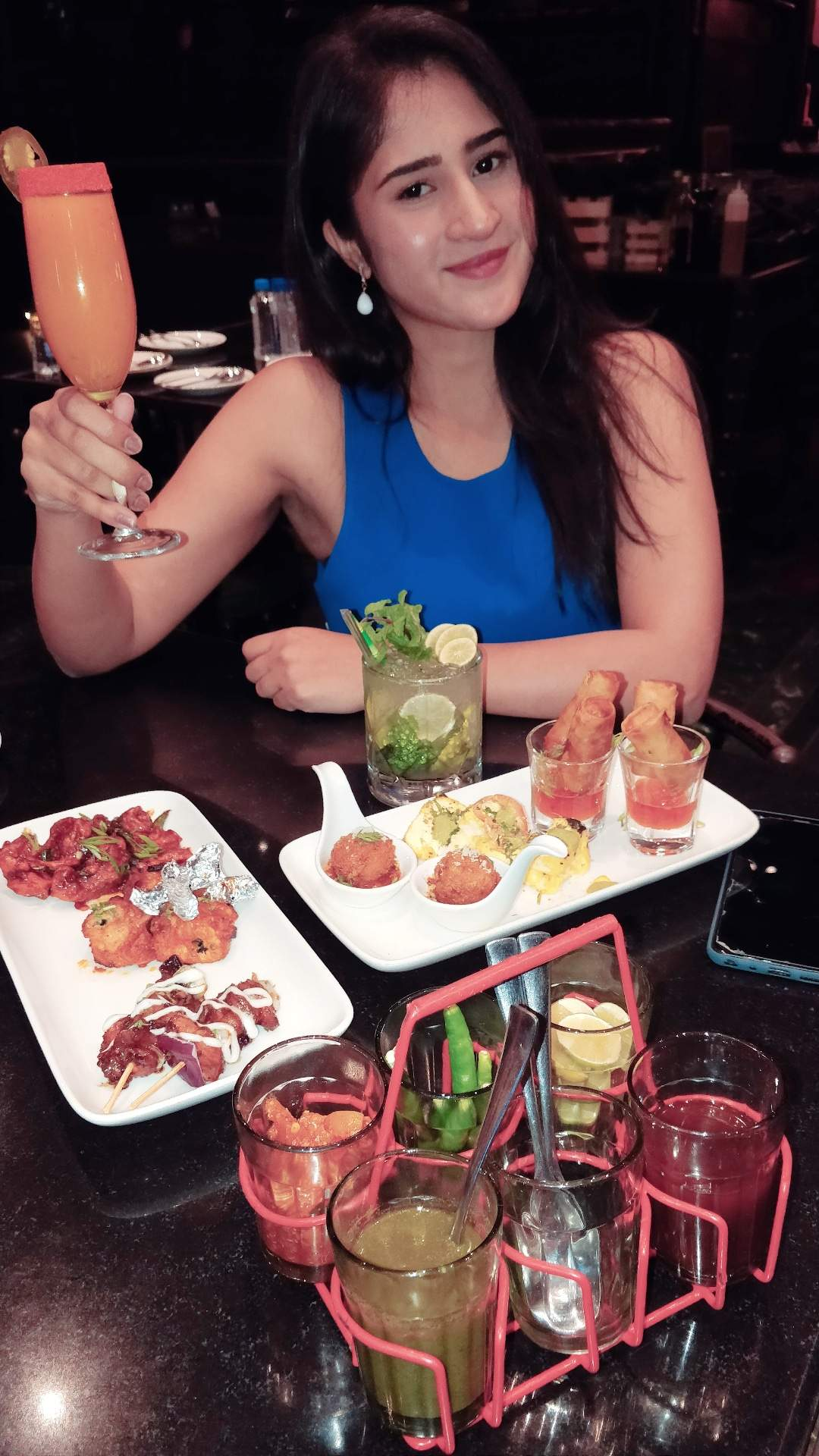 Bombay Cocktail Bar Is One Of The First Clubs To Offer Unlimited 6 Course Buffet