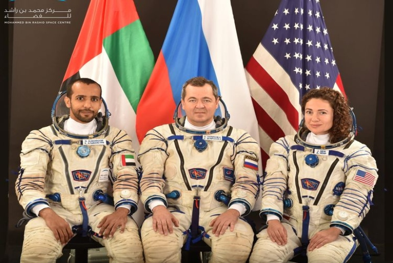 Hazza Al Mansouri, The First Emirati Astronaut Will Step Foot Into Space On 25 September