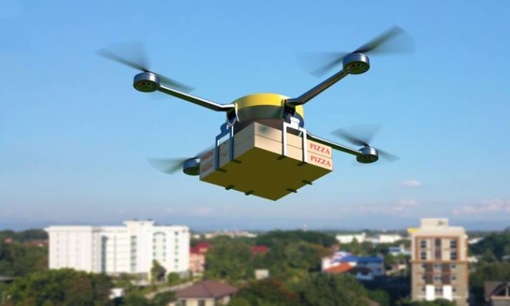 Zomato All Prepped To Become India's First 'Drone Delivery' Service