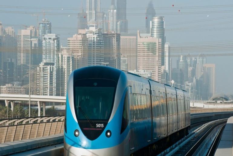 Dubai Metro Unveils Plans To Relocate Pink Cabins