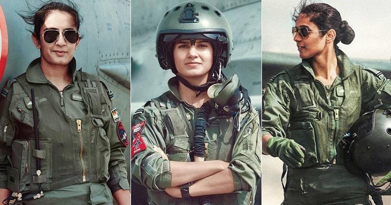 Meet Flight Lieutenant Mohana Singh,The First Woman Fighter Pilot Of India
