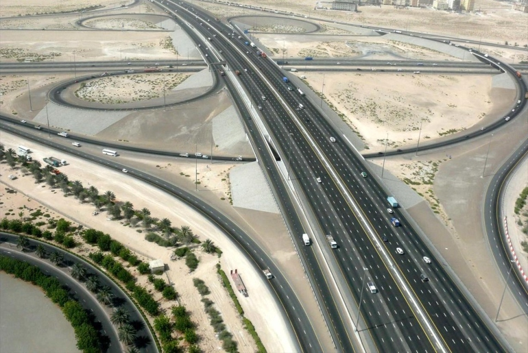 Speed Limit To Reduce On A Key Road In The UAE