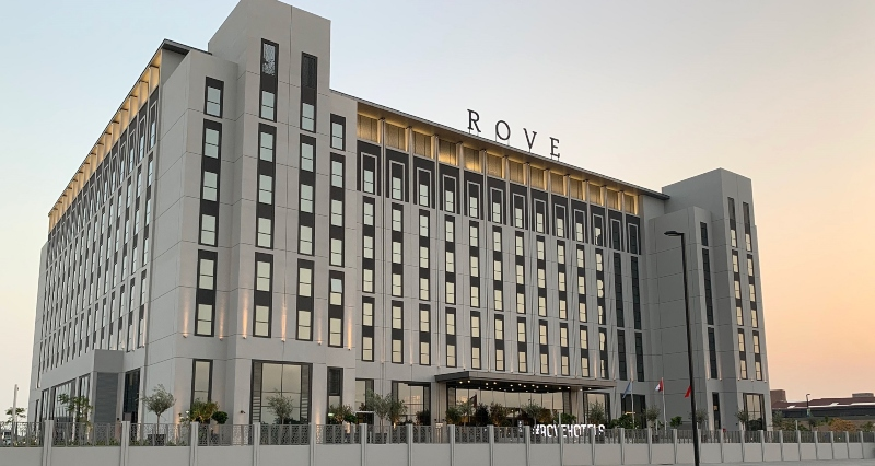Rove Hotels Opens New Branch At Dubai Parks And Resorts