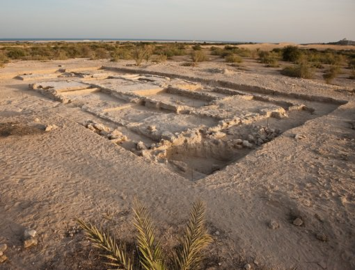 UAE's Oldest Christian Site Is Now Open To The Public