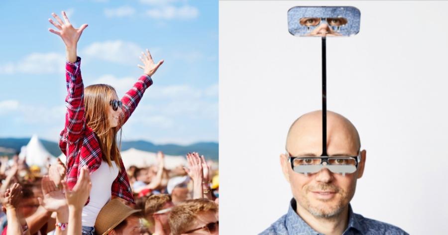 London Designer Makes Glasses Specially For Short People
