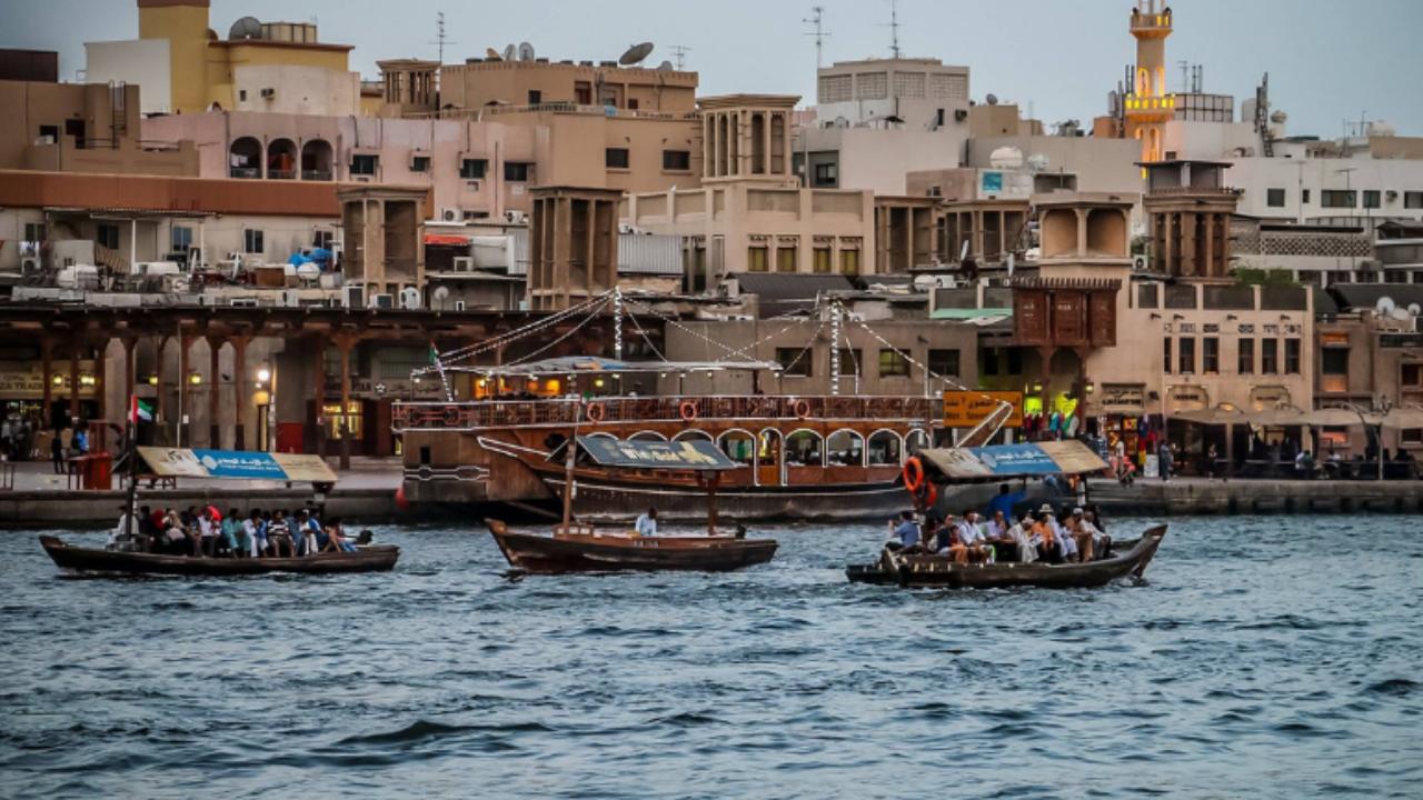 HISTORICAL DUBAI