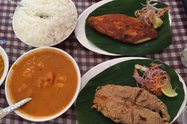 Mangalorean Food At Canara