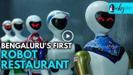 robot restaurant bangalore
