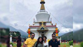 natasha monteiro bhutan