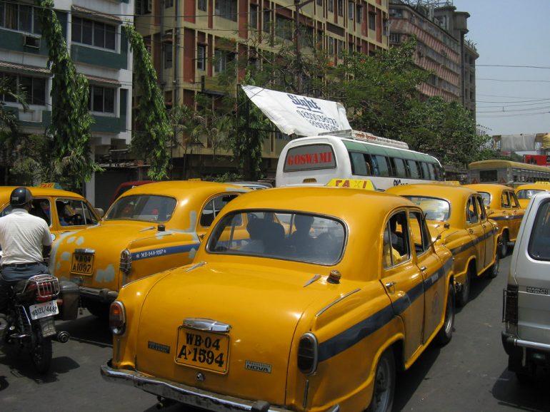 Kolkata Yellow Cab