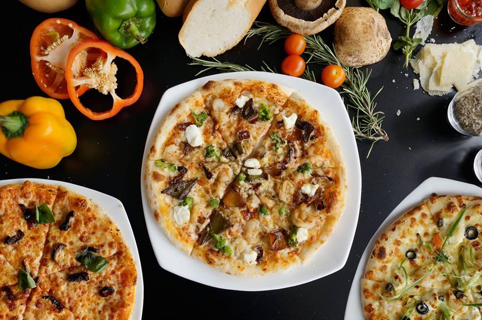 best pizza places in bangalore, vera italiano