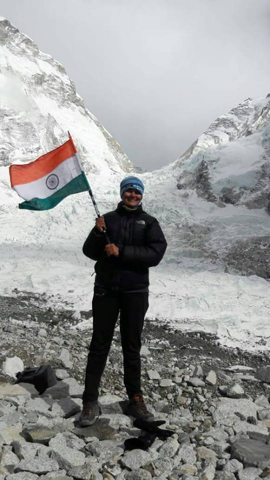 Inspirational Story Of Megha Parmar: First Woman From Madhya Pradesh To Climb Mount Everest
