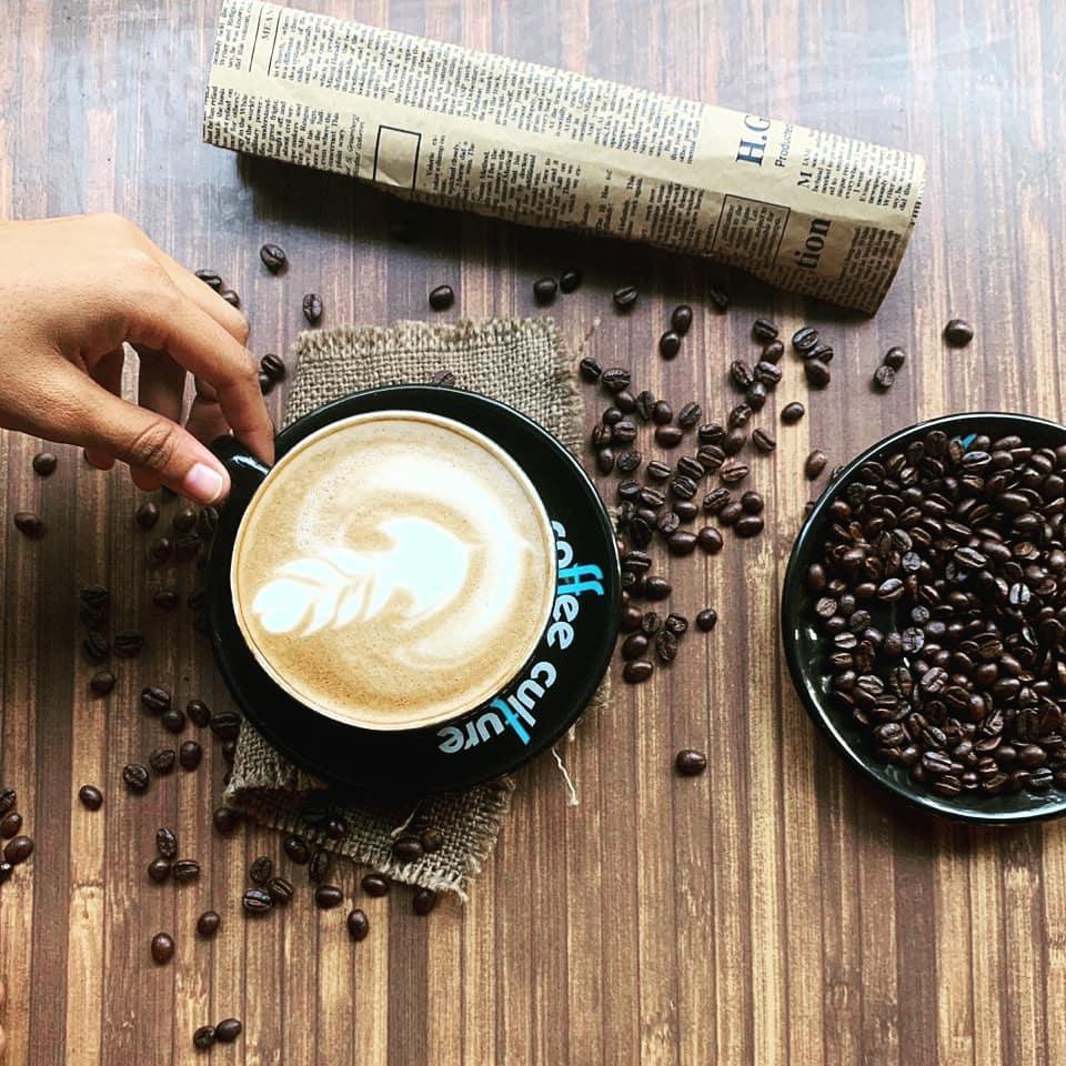 Unique Coffee At Coffee Culture