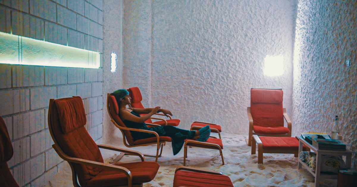 Salt Therapy: New Spa Treatment In Mumbai At Salt Escape In Fort