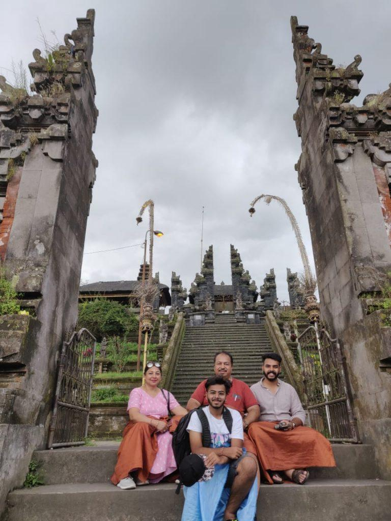 Rohan Das' 6-Day Family Trip To Bali