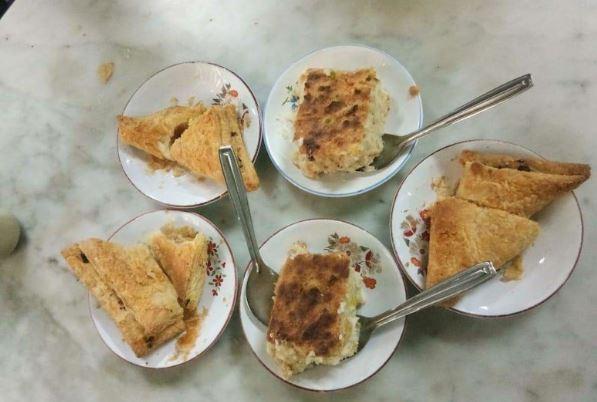 B Merwan Best Samosa