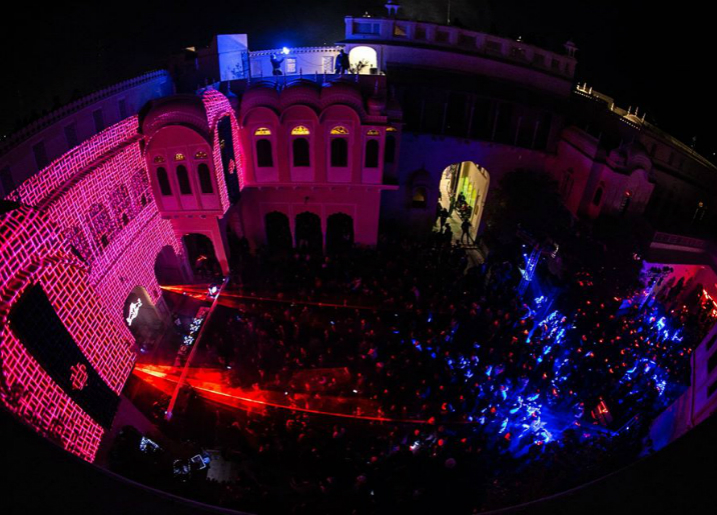 Attend This Underground Music Festival Held Inside A Rajasthan Palace