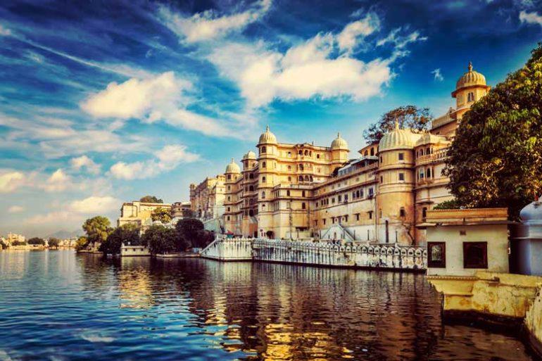 Udaipur Winter India