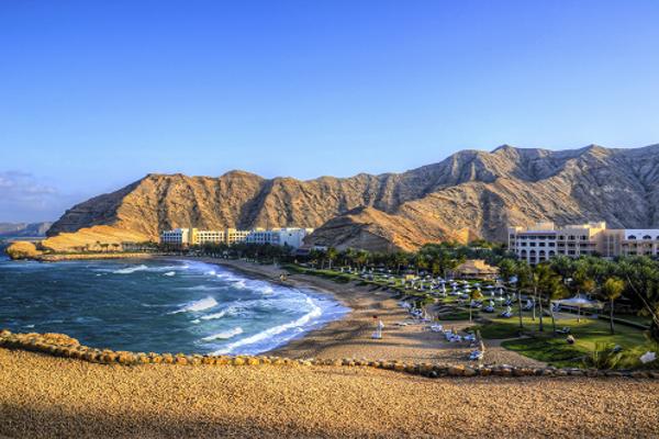 Shangri La Beach Resort staycation Oman
