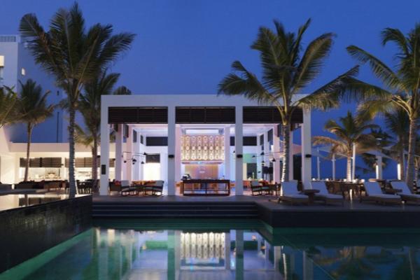 luxury staycation oman