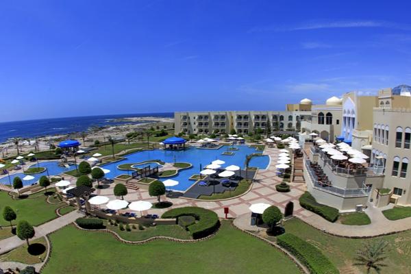Staycation Oman