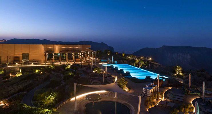 Anantara Jabal Al Akhdar getaway
