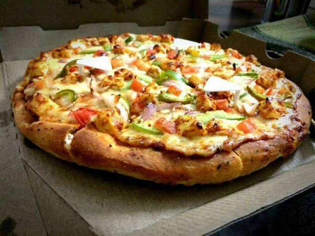 best pizza places in bangalore, mojo pizza