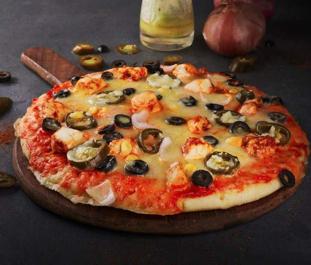 best pizza places in bangalore, ovenstory