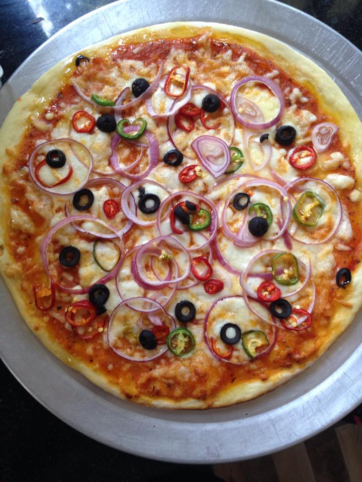 best pizza places in bangalore, vinny's