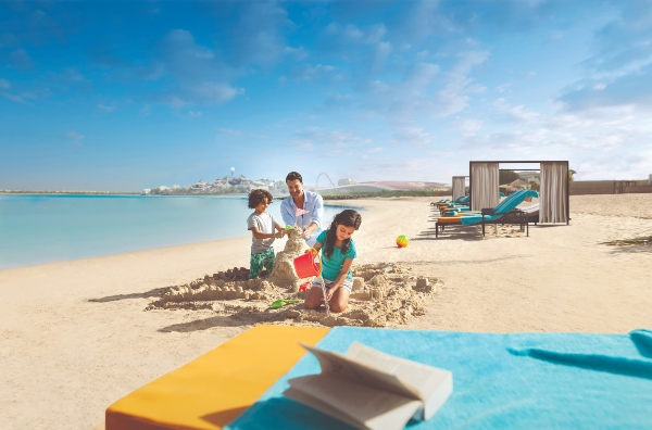 Head to UAE's Yas Island For A Holiday Like Nowhere Else