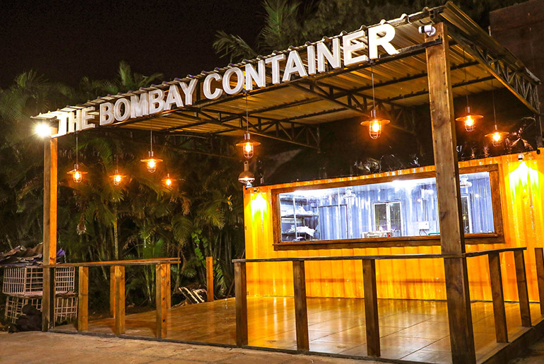 The Bombay Container