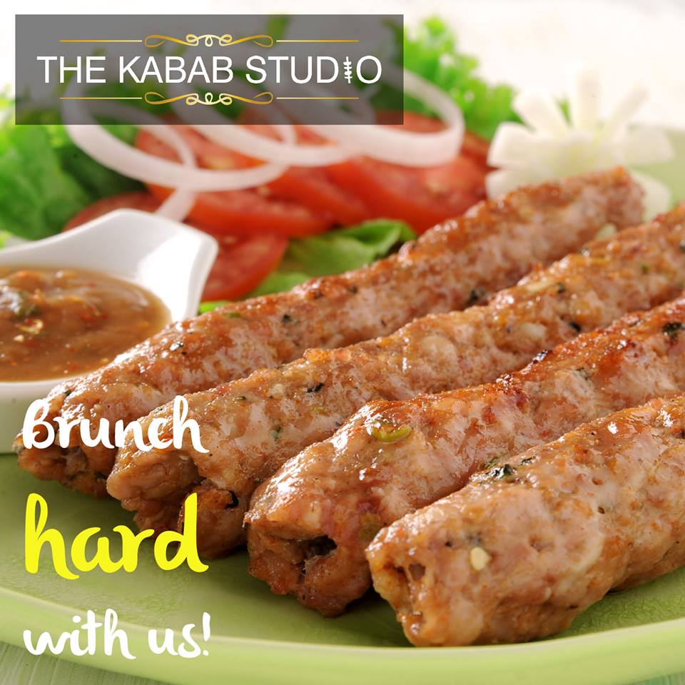best kebab places in bangalore, the kabab studio