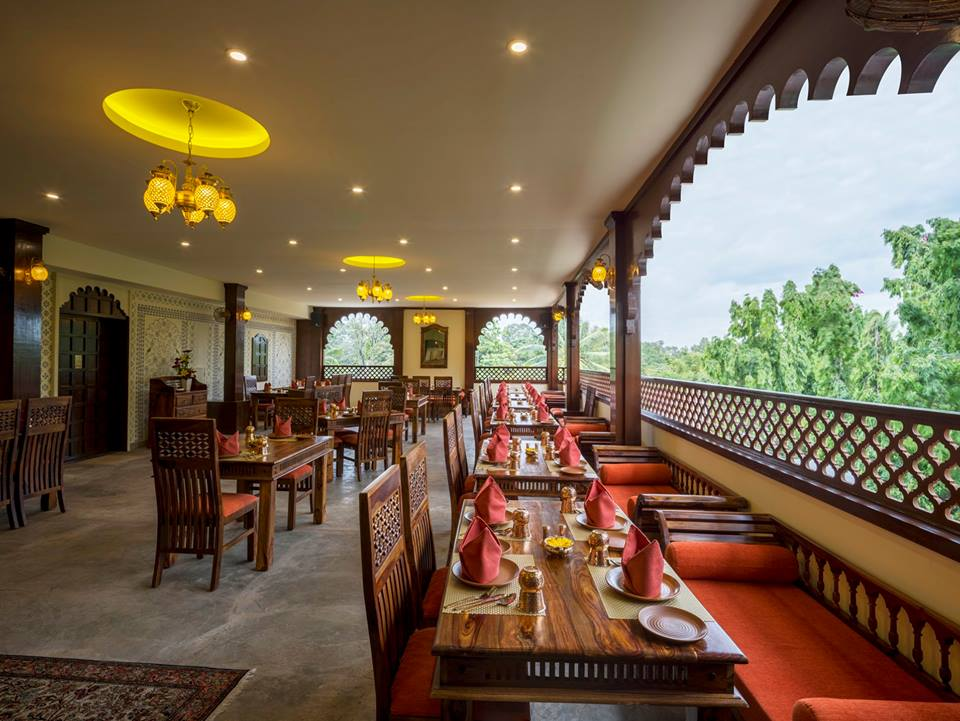 best disabled friendly restaurants in bangalore, the spice bazaar