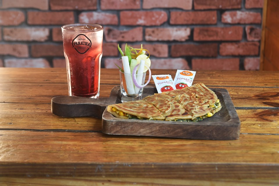 best paratha places in bangalore, indian paratha company
