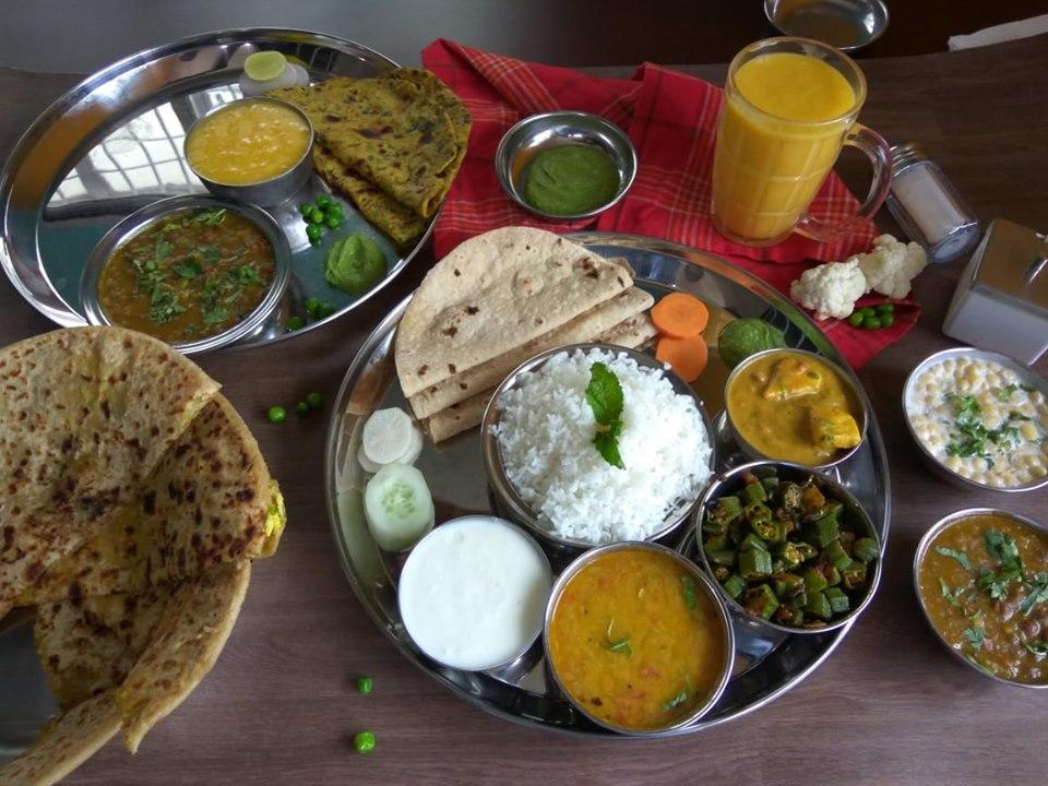 best paratha places in bangalore, mumbai tiffin