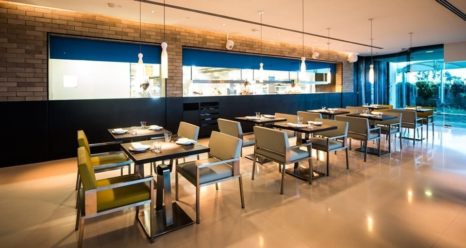 best disabled friendly restaurants in bangalore, yauatcha