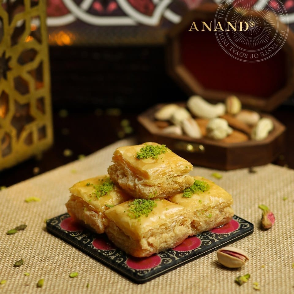 best sweet shops in bangalore, anand sweets and savouries