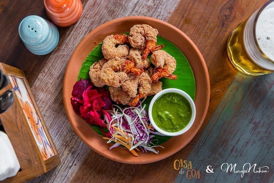 best goan places in bangalore, casa de goa