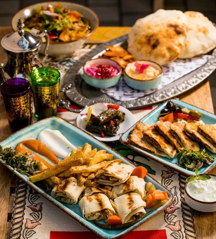 Arbab Mediterranean Restaurants