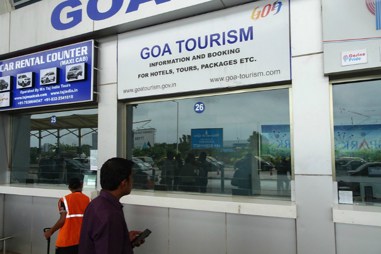 Flat Rates No More As Goa Taxis Could Soon Be Running On Meters!