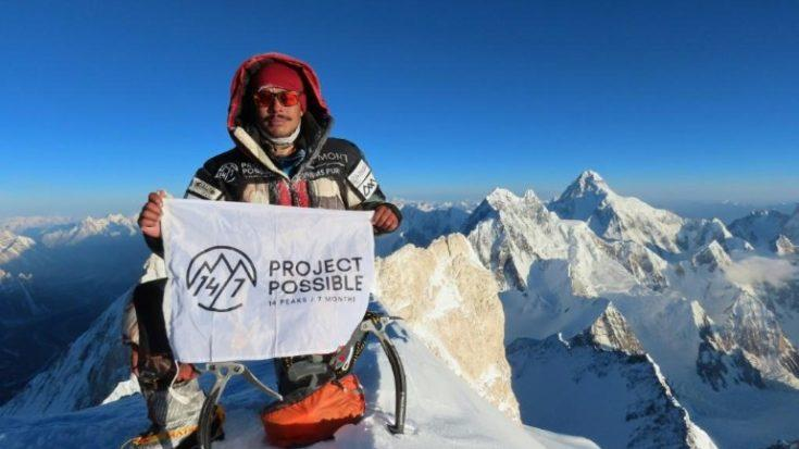 world's highest peaks