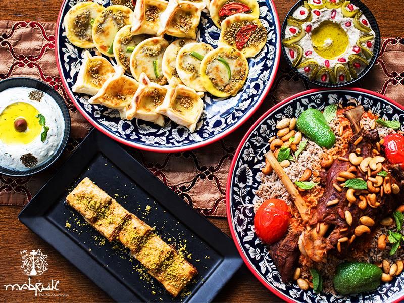 Mabruk mediterranean restaurants