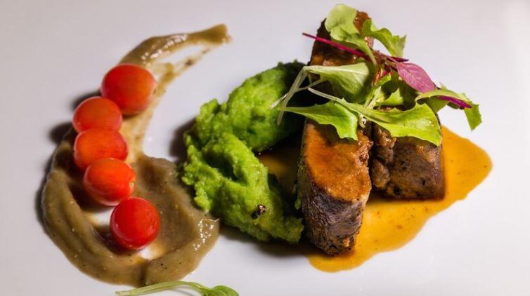 French restaurants Pondicherry Cafe