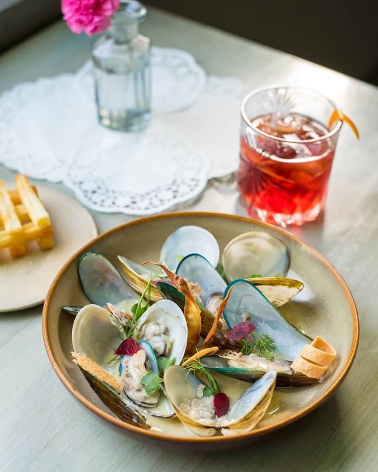 French restaurants Slink & Bardot
