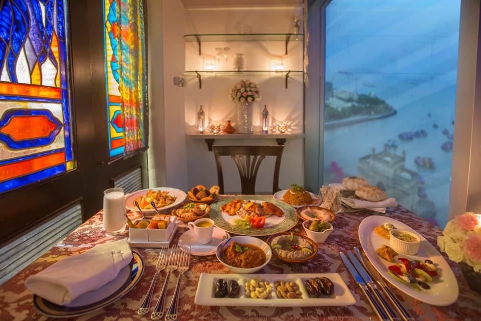 Souk Mediterranean Restaurants